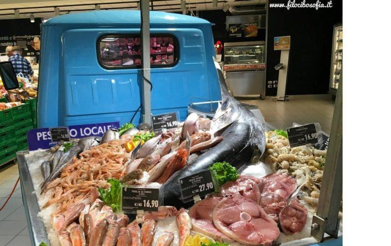 Pesce supermercato