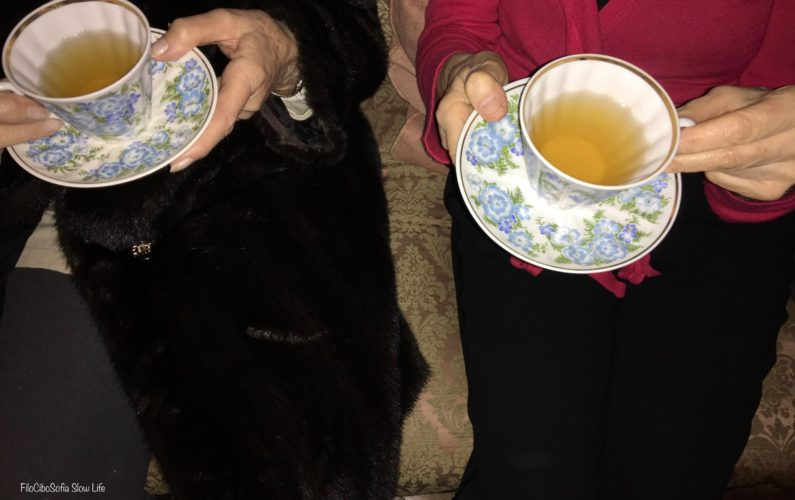 Tea confession