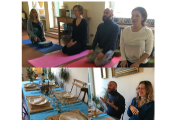 Yoga lunch 23 mars